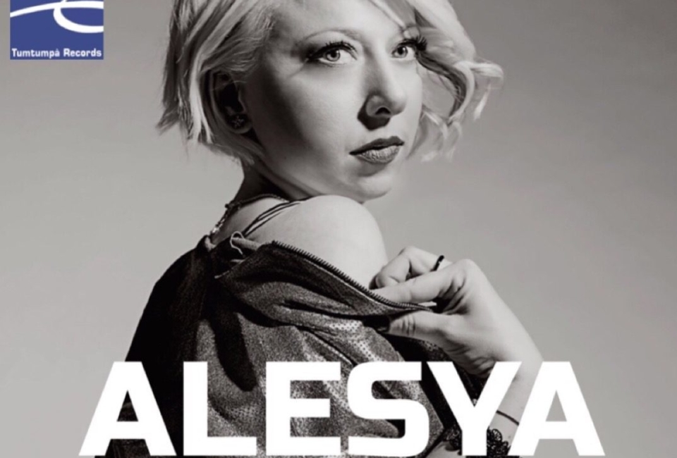 Alesya cover Ghiaccio e polvere